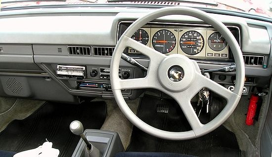 1981 nissan n10 pulsar interior j cars pinterest for Nissan pulsar interior