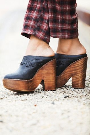 Free People Womens Chance Platform