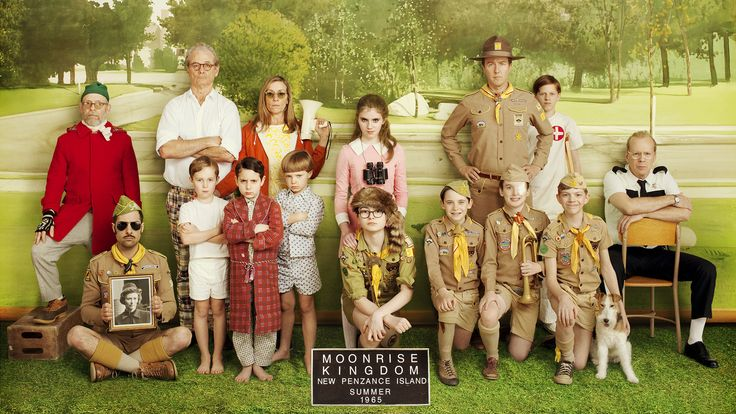 """""""Poems don't always have to rhyme, you know. They're just supposed to be creative."""" - Moonrise Kingdom"""