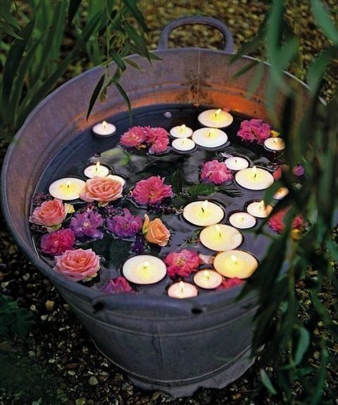 Simple Cute Spring Backyard Wedding Ideas   HappyW…