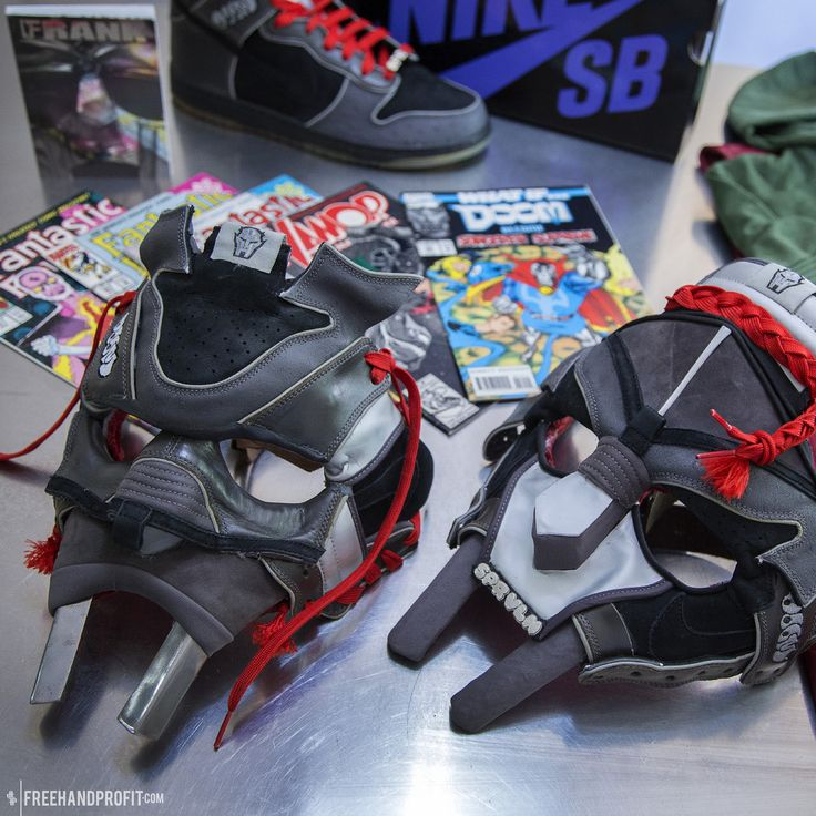 super cute 286fc 76811 ... No.97 MF DOOM SB Mask(s) Its only right that the