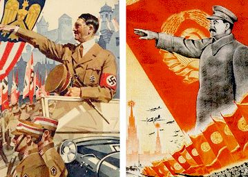 How comparable are Nazism and Communism?