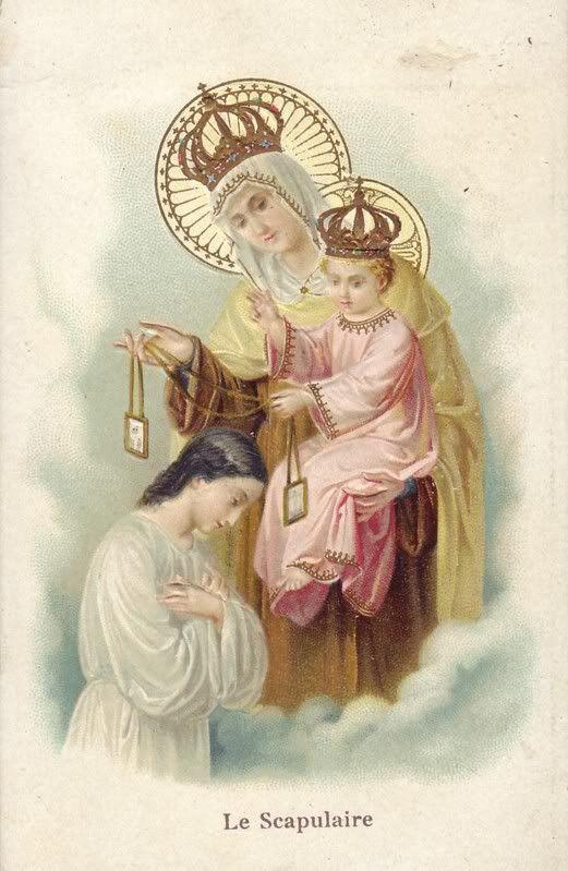 Scuola Ecclesia Mater: Regina decor Carmeli