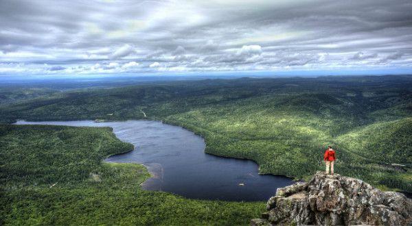 Mount Carleton Provincial Park, New Brunswick Canada