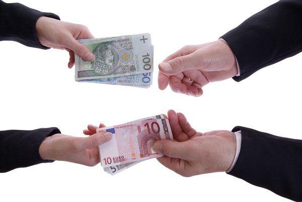 Wymiana walut online - najlepsze kursy.