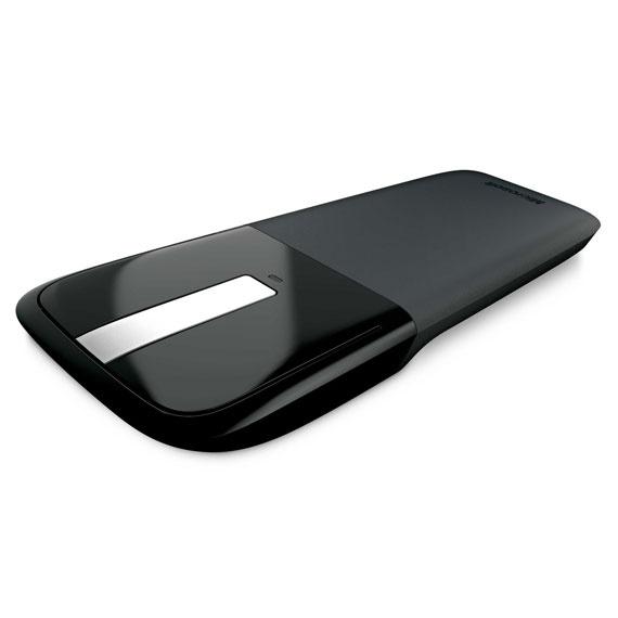 7 Cool Computer Mouse Designs: Microsoft Arc Touch Computer Mouse Design