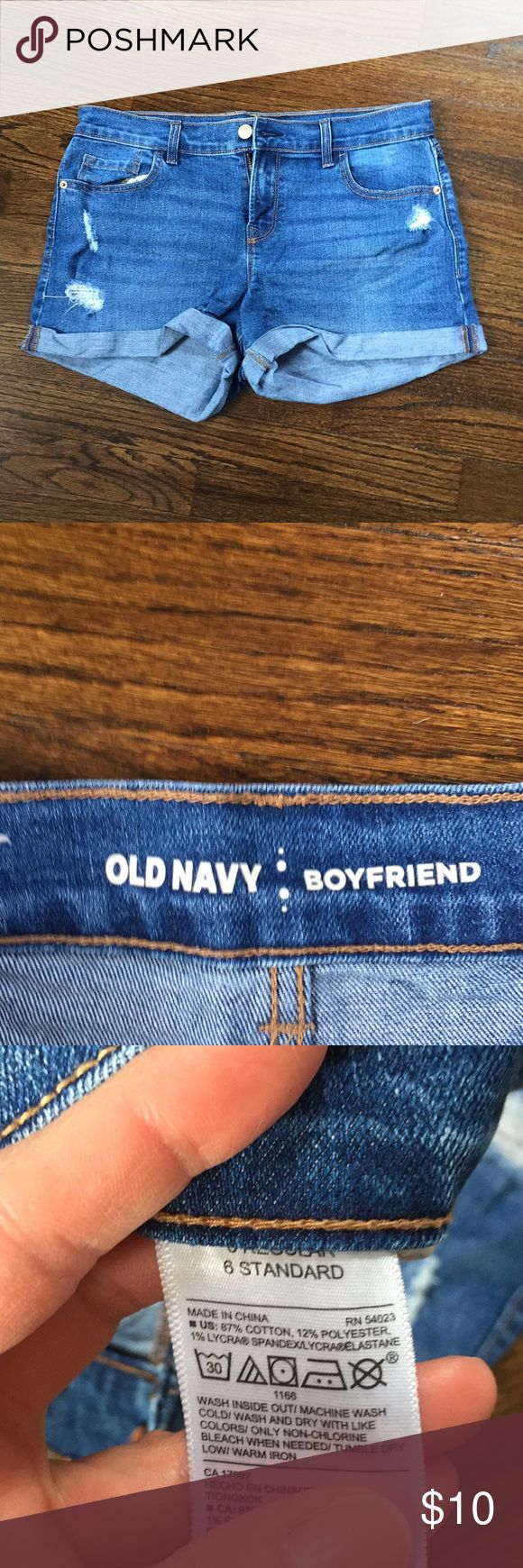 Old navy shorts Boyfriend old navy shorts Shorts Jean Shorts