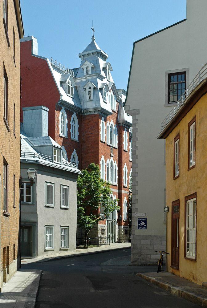 Québec's Lower Town