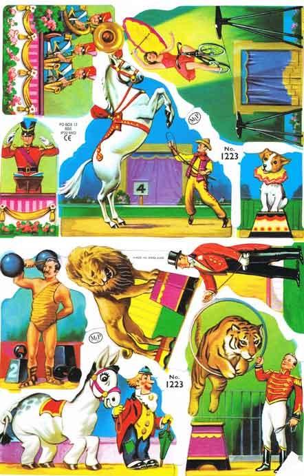 Poezieplaatje Circus 2