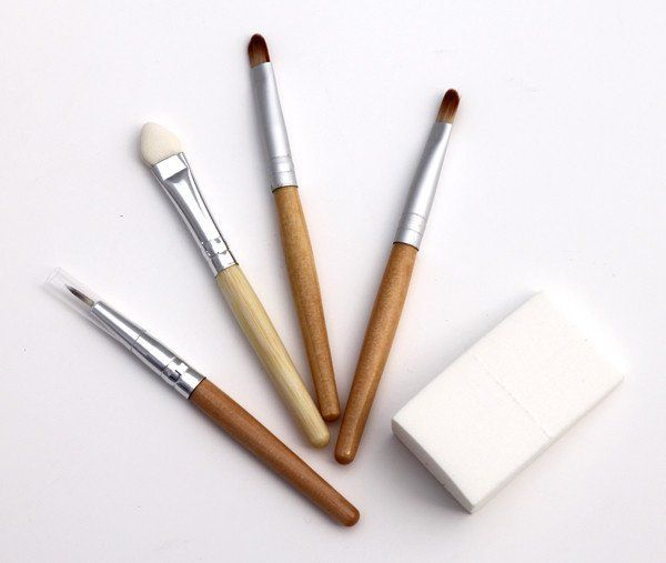 Eco Makeup Applicator Set