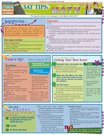Here are some study tips for the math section