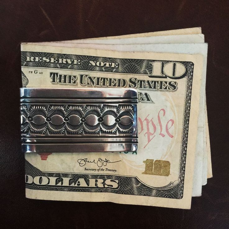 """Hot new jewelry added to toqos.com! Be the first to see For Men 1.175"""" Na...: http://toqos.com/products/for-men-1-175-navajo-stamped-sterling-silver-money-clip-1?utm_campaign=social_autopilot&utm_source=pin&utm_medium=pin"""