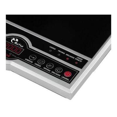 Fogão Portátil Eletromagnético Cooktop Preto - Top Chef Creative - Shop DBS
