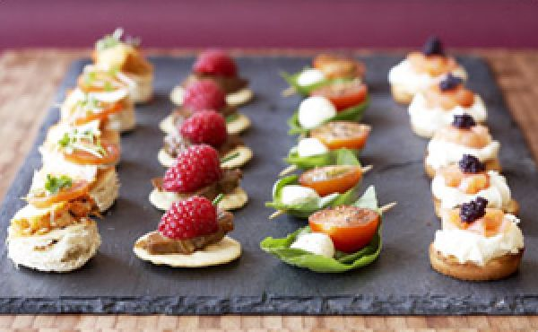 canapes-at-New-years-eve-pa