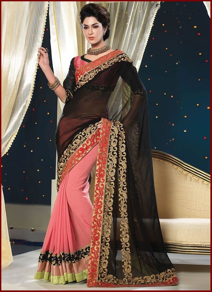 Best designer sarees ideas on pinterest