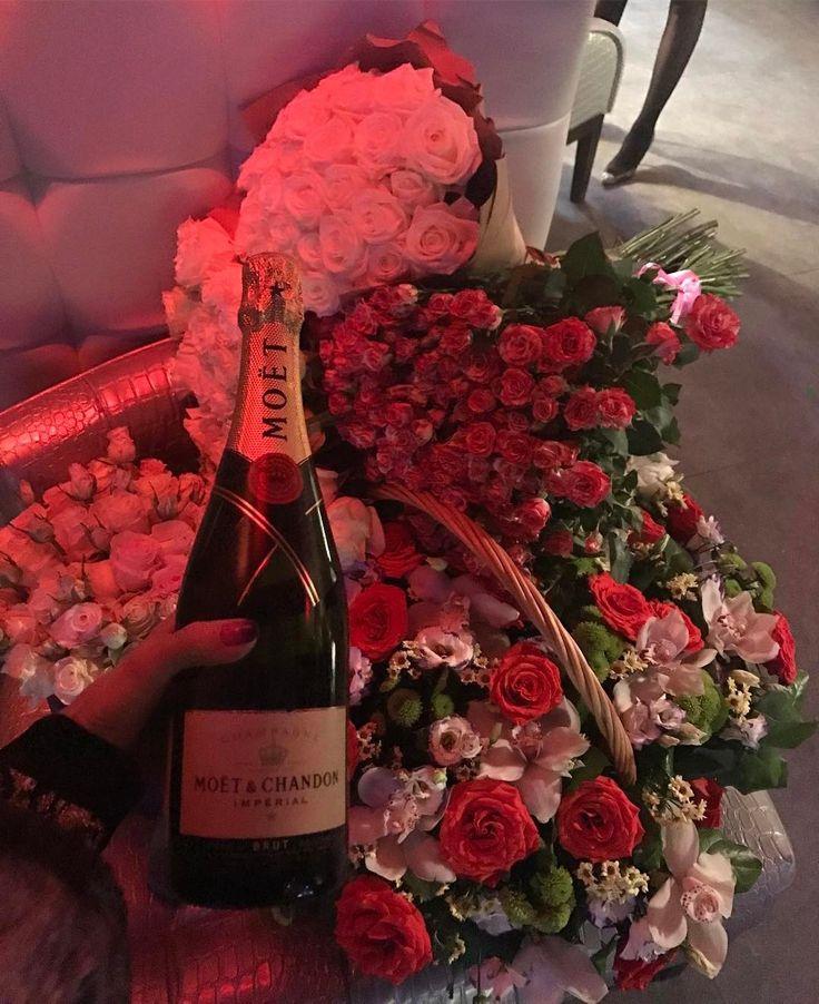 Фото цветы и алкоголь