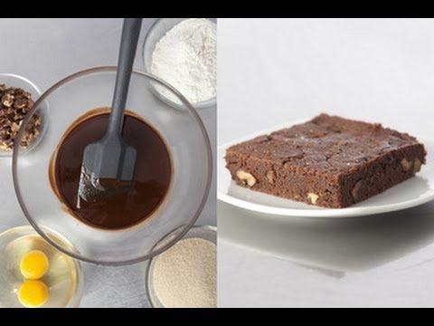 Technique de cuisine : préparer un brownie
