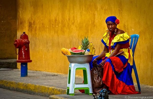 Cartagena, Colombia - Colours of #colombia