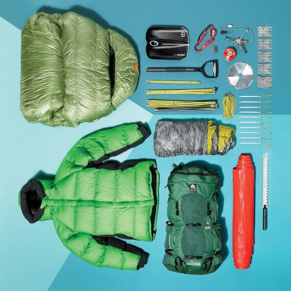 There's no need to put away your camping gear come winter. Just upgrade it. Presenting everything you need to stay warm and have a blast on snowbound nights.