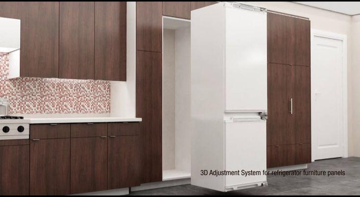 Arçelik Buzdolabı işletmesi ArGe bölümünün geliştirdiği yenilikleri anlatan 3D film.