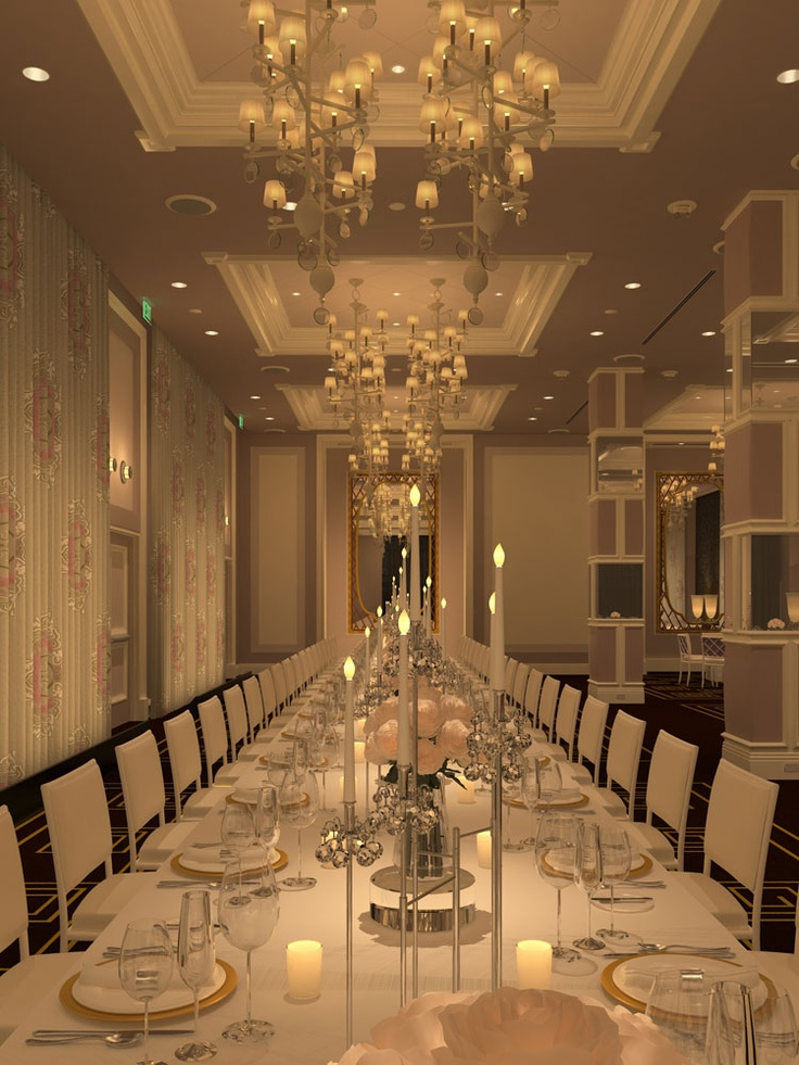 Event Space Pictures | Meeting Venues at Hotel Monaco Philadelphia