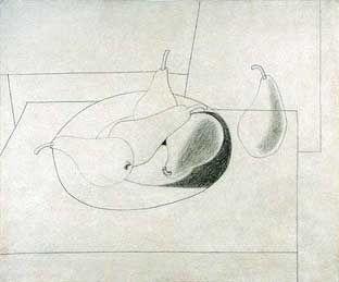 Ben Nicholson, Pears 1948