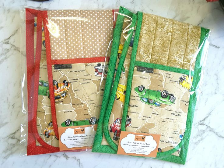 Kitchen Gift Ideas Men - Gift for Dad Car Enthusiast Oven Mitt / Potholder - Hot pad - Housewarming Gift, Father's Day Gift - Australia Map by CleverChickens on Etsy