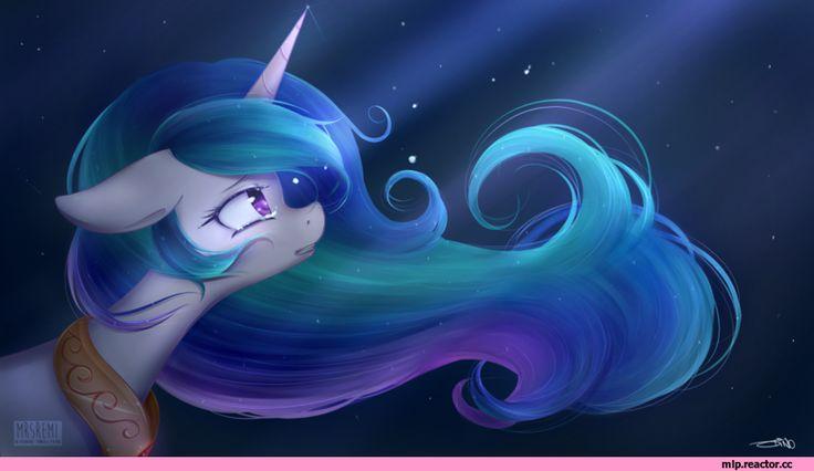 Princess Celestia,Принцесса Селестия,royal,my little pony,Мой маленький пони,фэндомы,mlp sad,mlp art