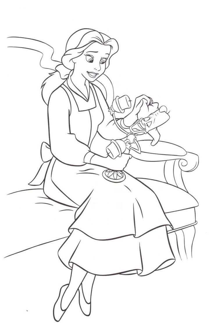 1000 images about Coloriage DISNEY