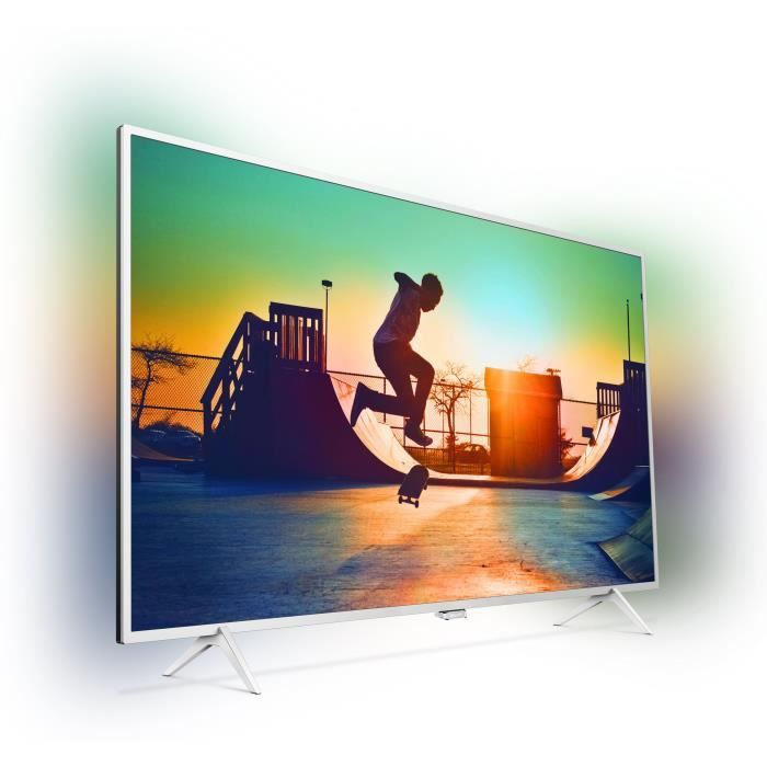 """Soldes : la Philips 49PUS6432 Android TV 4K 49"""" est à 499 euros - http://www.frandroid.com/bons-plans/482308_soldes-la-philips-49pus6432-android-tv-4k-49-est-a-499-euros  #AndroidTV, #Bonsplans, #Philips"""