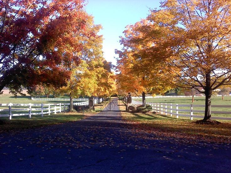 Gap, PA - Southern Lancaster County - October, 2010