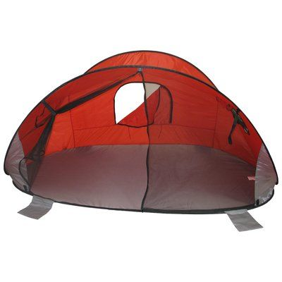 Redmon for Kids Beach Baby Family Size Pop-Up Shade 5 Person Tent