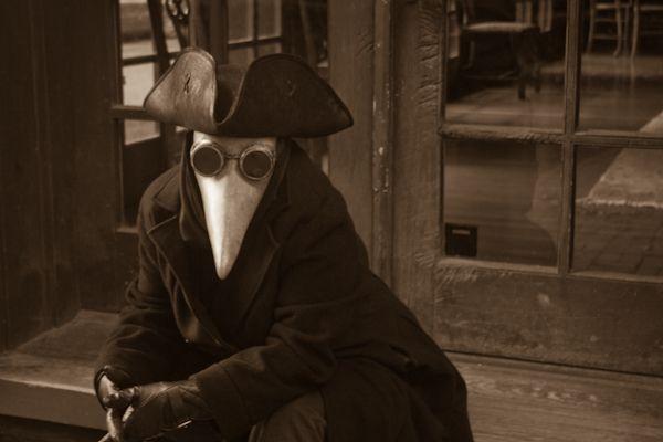 Plague Doctor-11 | Flickr - Photo Sharing!