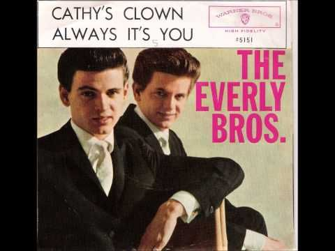 "The Everly Brothers *""All I Have to Do Is Dream""* 1958 - YouTube"