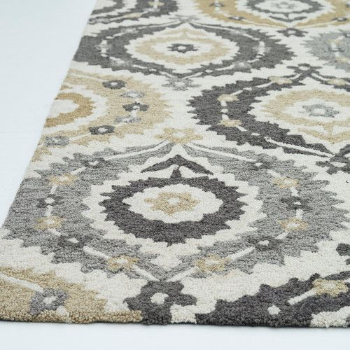 Francesca Rug   Ivory/Graphite By Loloi Rugs On