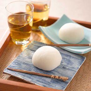 真っ白大福のレシピを紹介します。日本でたった一つ、ブルガリアから認められた本場の味「明治ブルガリアヨーグルト」。