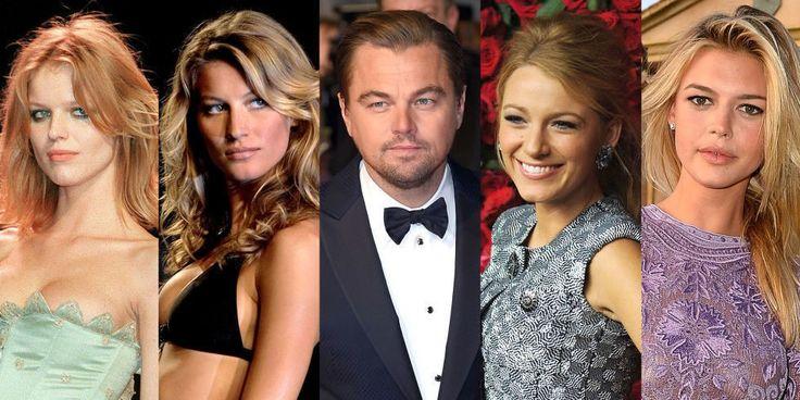 Leonardo DiCaprio wife girlfriend
