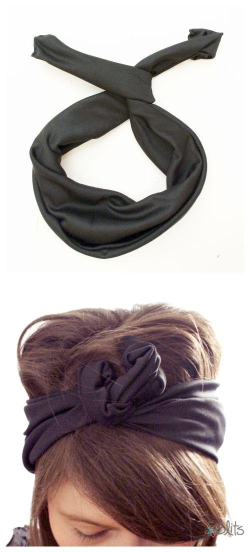 DIY wire headband