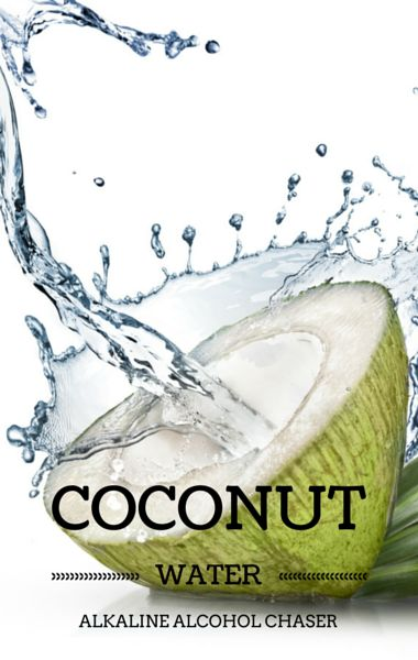Dr Oz shared strategies for people who have frequent or chronic Heartburn that can alleviate symptoms. Try a Coconut Water chaser after drinking alcohol. http://www.wellbuzz.com/dr-oz-diet/dr-oz-heartburn-landmines-medication-coconut-water-chaser/