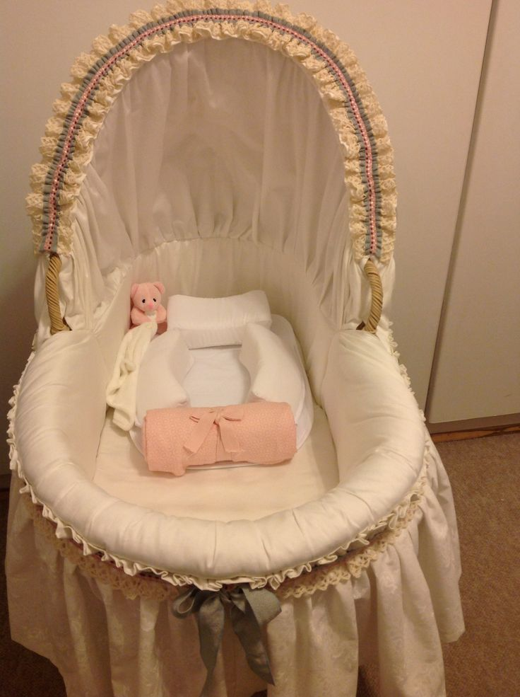 Crib for a little princess!