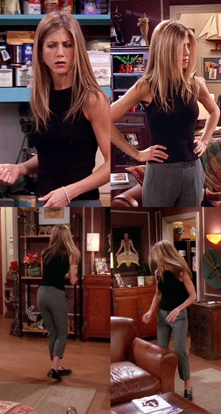 rachel green outfits - Google-søgning                                                                                                                                                                                 More