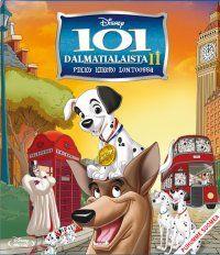 101 Dalmatialaista 2 - Pikku Kikero Lontoossa - Erikoisjulkaisu (Blu-ray) 14,95€