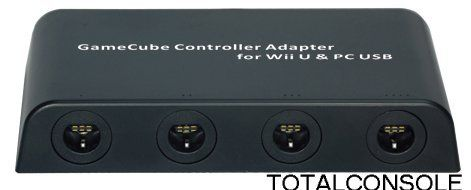 Mayflash GameCube Controller Adapter for Wii U and PC USB, 4 Port  https://homeandgarden.boutiquecloset.com/product/mayflash-gamecube-controller-adapter-for-wii-u-and-pc-usb-4-port/