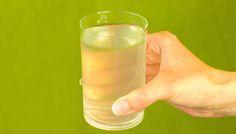 Pij codziennie rano szklankę wody!