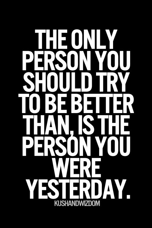 be the better person - Google Search