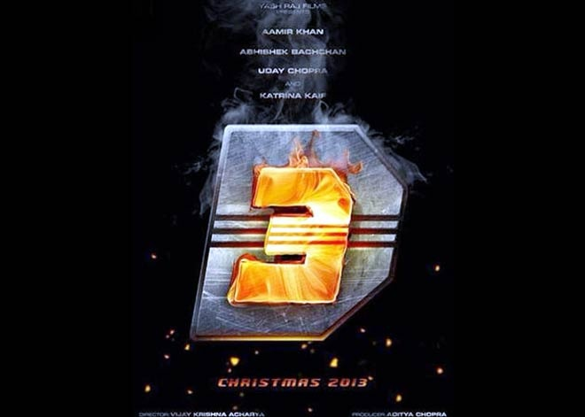 dhoom3 poster