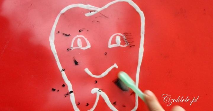 Nauka mycia zębów poprzez zabawę