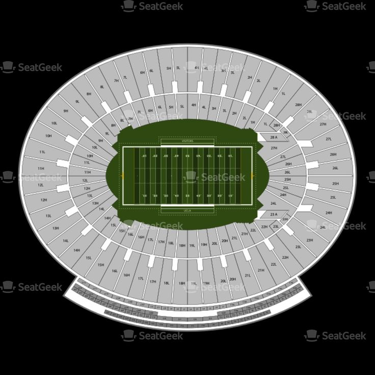 The Most Awesome Rose Bowl Seating Chart Interactive U2