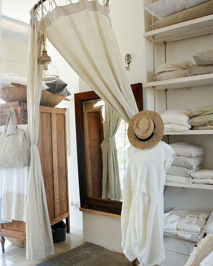 Summer days… #entrelinos #verano #lino #linen