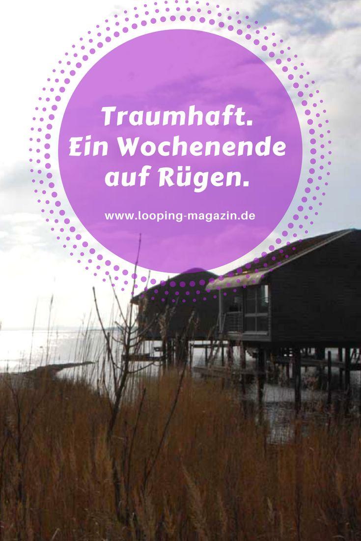 Traumhafter Kurzurlaub mit Kind im jaich auf Rügen